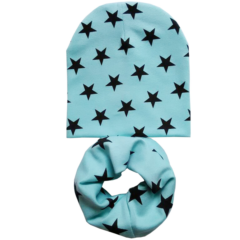 79825a4c653 ... boys  Beanies cap for girls  Baby scarf and cap set  for 0-3 Age wear  in spring autumn winter