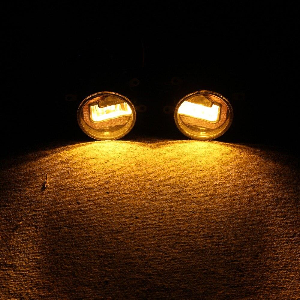 Ambra si accende 9150970 Cannone LED Guida Luce 50 W Led Cannone Luce stretto Fascio 4WD 4x4 Off road Ha Condotto il Faro x1pc Spedizione Gratuita - 2