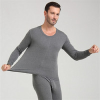 100 Cotton Winter Mens Warm Thermal Underwear Mens Long Johns Thermal Underwear Sets Thick Plus Velet