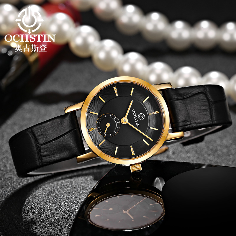 Fashion Women's Bracelet Watch Women OCHSTIN Brand Ladies Wrist Watches Analog Clock Woman Dress Quartz Watch Montre Femme newly design dress ladies watches women leather analog clock women hour quartz wrist watch montre femme saat erkekler hot sale