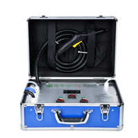 A6 appareil ménager équipement de nettoyage climatiseur noir de fumée Machine haute température vapeur Ozone stériliser Machine de lavage