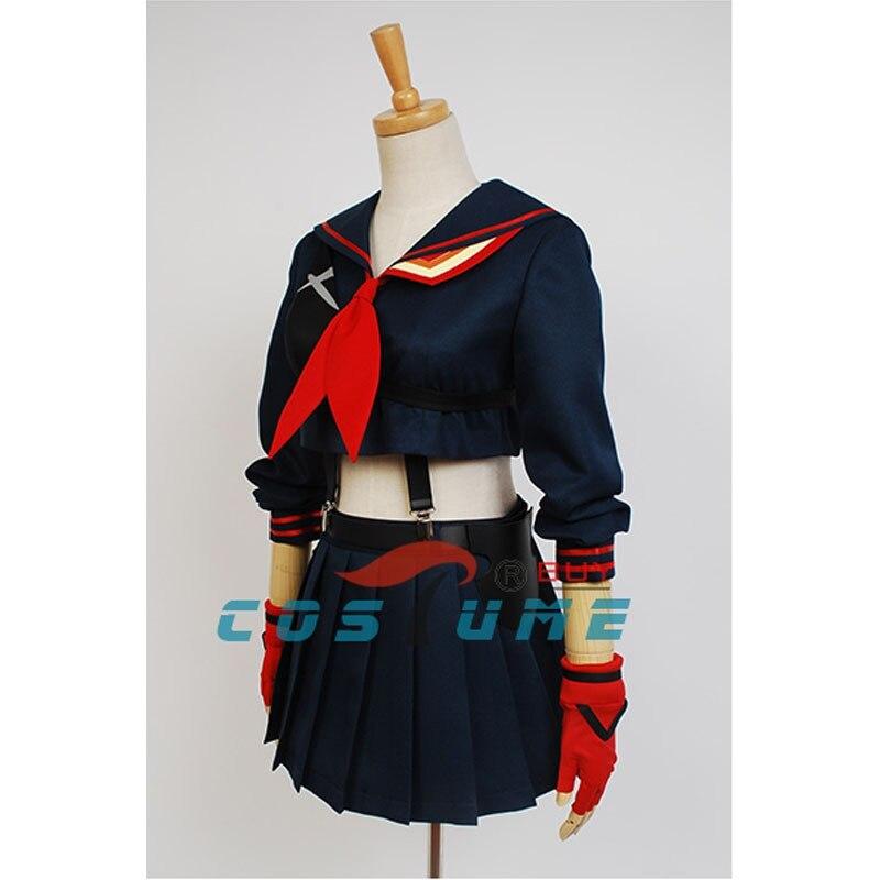KILL la KILL Ryuko Matoi Cosplay disfraces Anime japonés fiesta Halloween  disfraz para mujeres niñas vestido hecho a medida en de en AliExpress.com  ... 9f058408cb8c