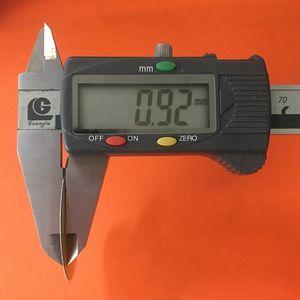 Image 5 - Rfid 125 125khz EM4305 T5577 ステッカーキータグ抗金属干渉ラベル可能なトークンタグアクセスカード重複クローン 45.32 ミリメートル
