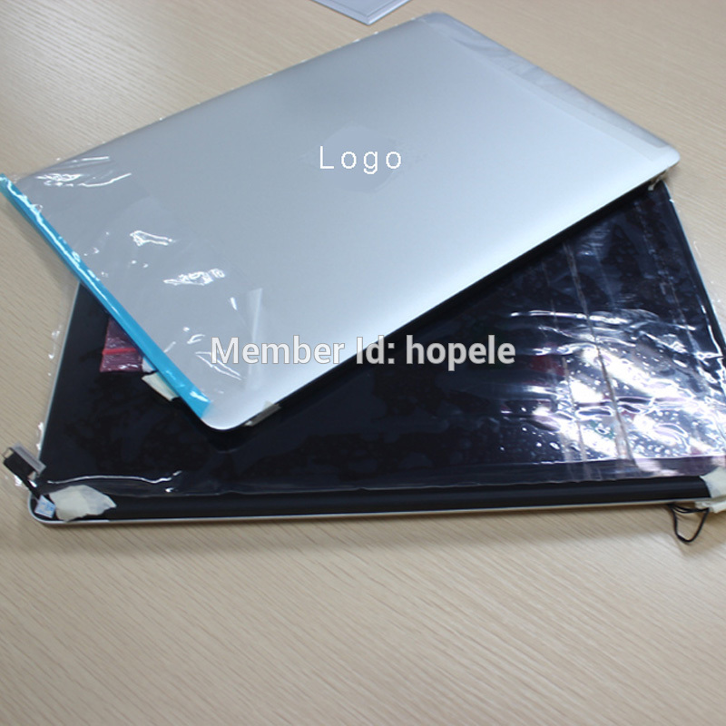 2015 Year EMC2835 A1502 LCD Screen Assembly For Apple MacBook Pro Retina 13 Full Screen With Aluminum Cover 98% New