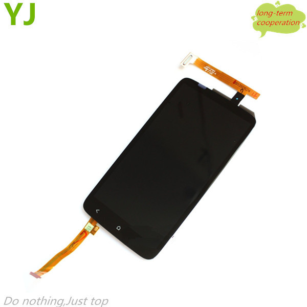 HK Free shipping For HTC One X+ Plus S728e LCD Screen and Digitizer Assembly (LCD: for Sharp Version)