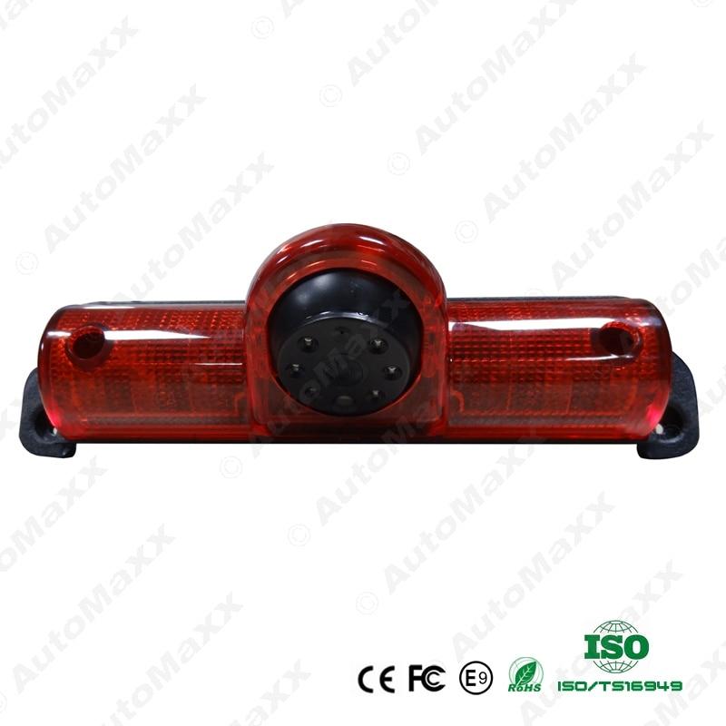 ФОТО Car LED Brake Light IR 6-LED Rear View Camera for Chevy Savana Cargo VAN Camera  #J-5373