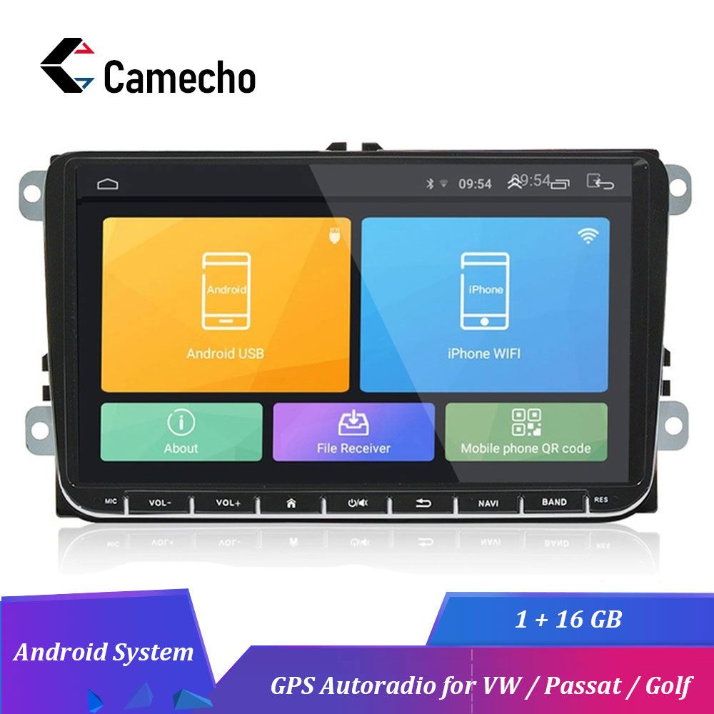 Camecho 2 Din Android 9