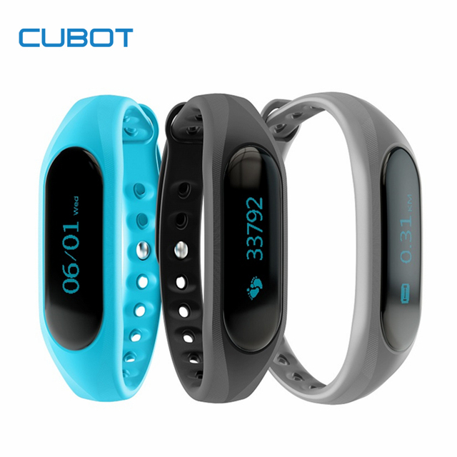 Cubot V1 Waterproof Touch Screen Smart Band Bracelet Bluetooth4.0 Sleep Monitor Wristband for Andriod Phone