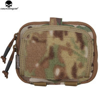 EMERSONGEAR Edc Tactical ADMIN Pouch Molle Multi purpose Survival Pouch Military Army Combat Bag EM8506