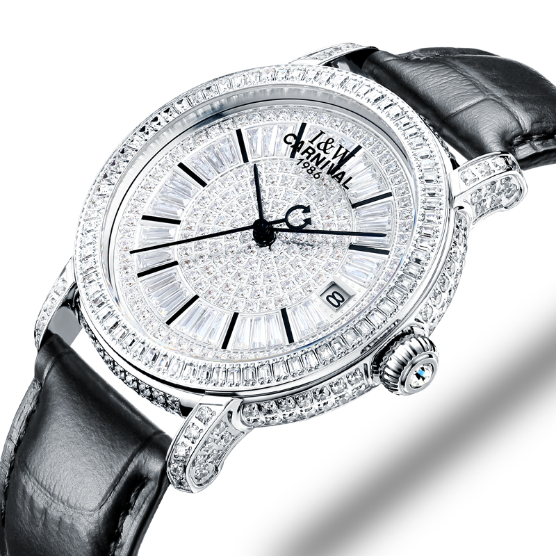 Switzerland Watches Carnival Luxury Brand Full Diamond Watch Women Japan MIYOTA Automatic Mechanical Sapphire Clock C86905-3Switzerland Watches Carnival Luxury Brand Full Diamond Watch Women Japan MIYOTA Automatic Mechanical Sapphire Clock C86905-3