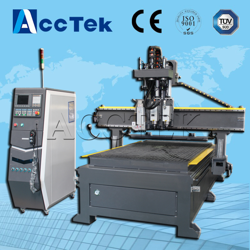 Multi Heads 1325 3d Carving Cnc Router China Cnc Router Machine