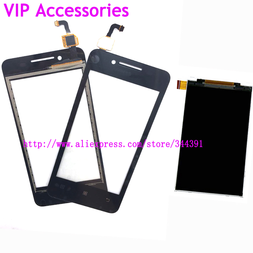 A319 LCD Touch Panel For Lenovo A319 LCD Display touch screen digitizer Tracking