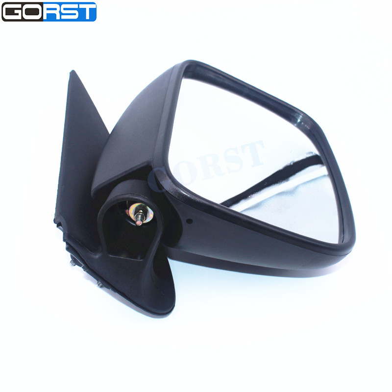 Car Accessories Car Styling Reflector Rearview Mirror Side Mirror Exterior For Toyota Hiace H200