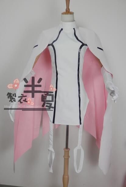 2016 Sora no Otoshimono Nymph Cosplay Heaven's Lost Property Costume Custom Made
