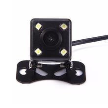 Sensor CCD de ALTA DEFINICIÓN cámara del coche a prueba de agua 170 4 LED luz de estacionamiento cámara de visión nocturna