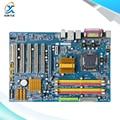 Para gigabyte ga-p43-es3g original utilizado p43 p43-es3g madre de escritorio de intel socket lga 775 atx ddr2 en venta