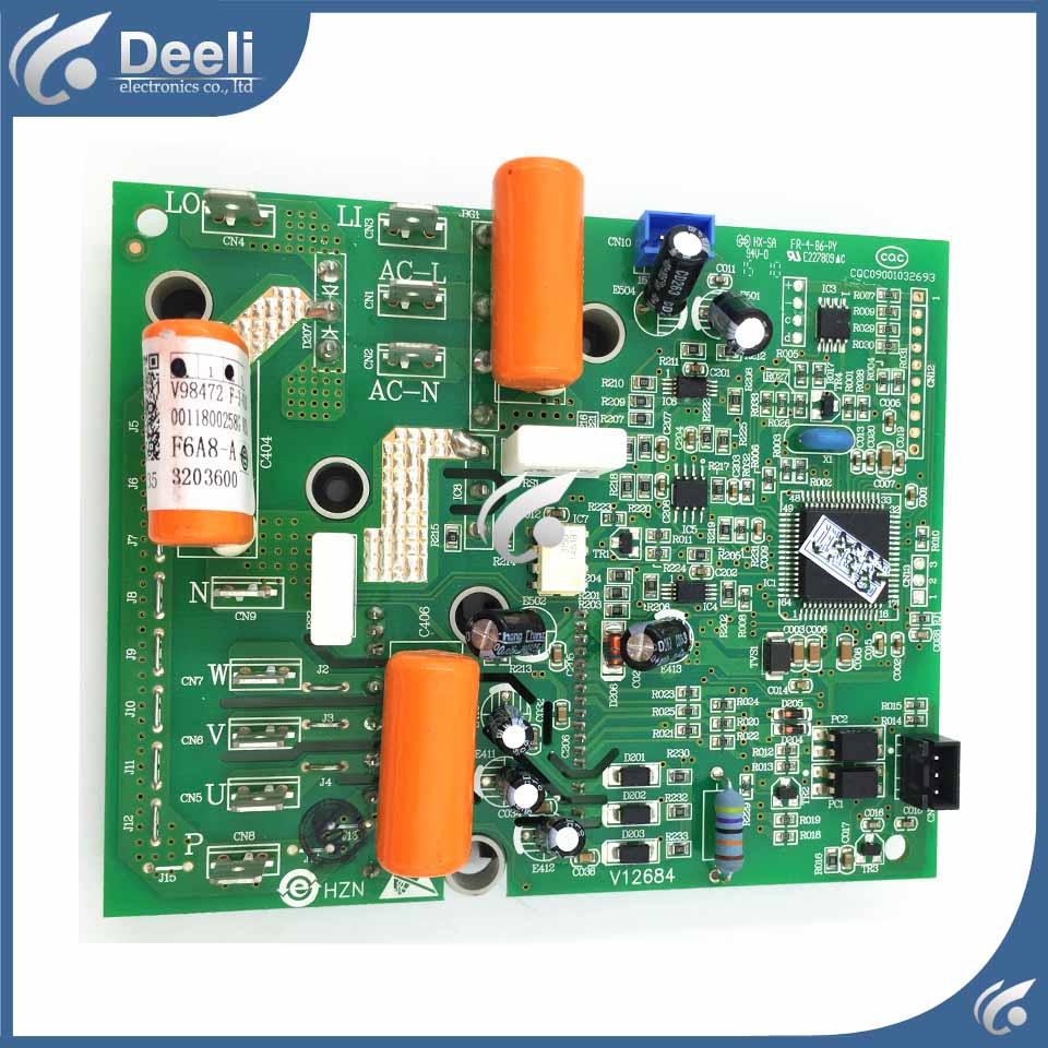 цена на 100% new good working for Air conditioner control board motor 0011800258H 0011800258G 0011800258