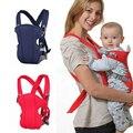 Moda Respirável Mesh Bebê Embrulhe Transportadora Baby Sling para Infant Toddler Macio Conforto Almofada Crianças Sling Canguru Mochila