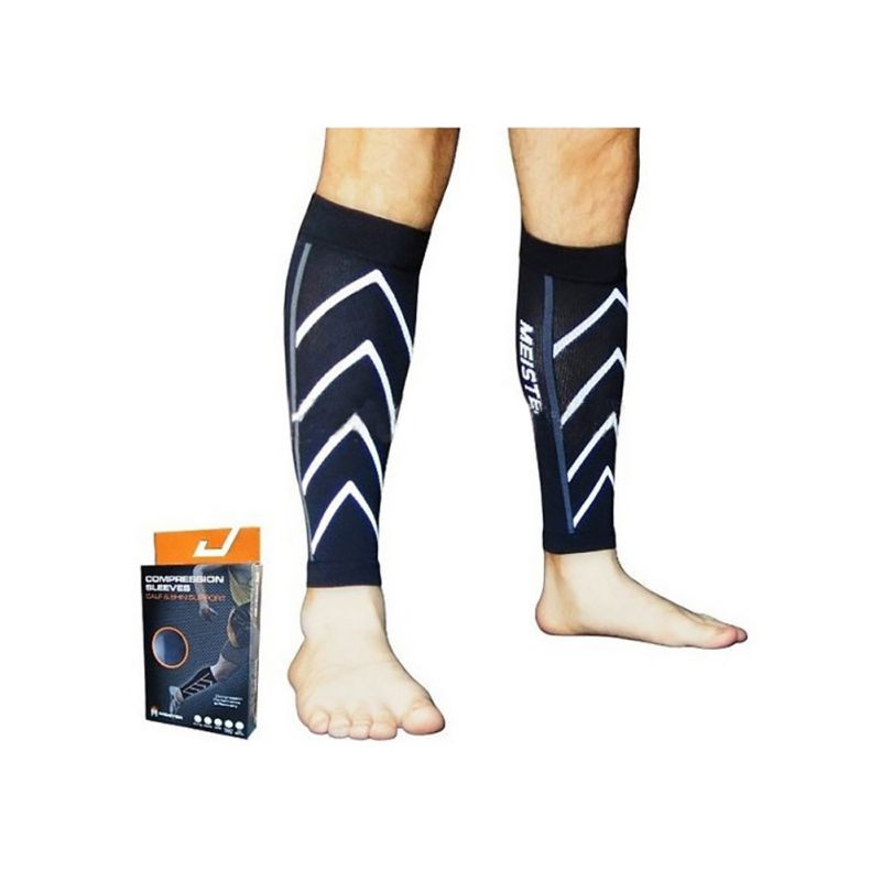 Women Men Running Athletics Compression Sleeves Calf Leg Shin Splints Elbow Knee Pads Protection Sports Safety