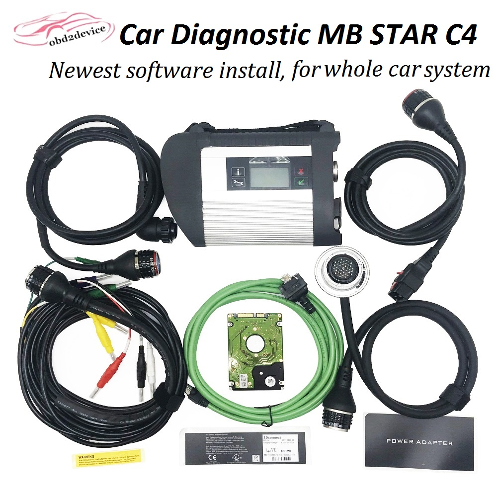 US $348.0  Full Chip MB star C4 with newest V07.2019 more access  on