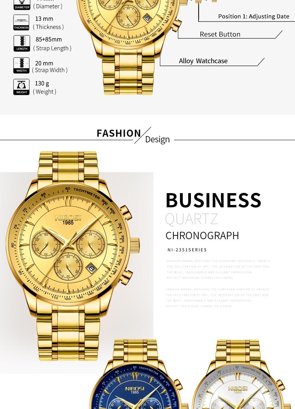 de luxo cronógrafo criativo relógio relogio masculino