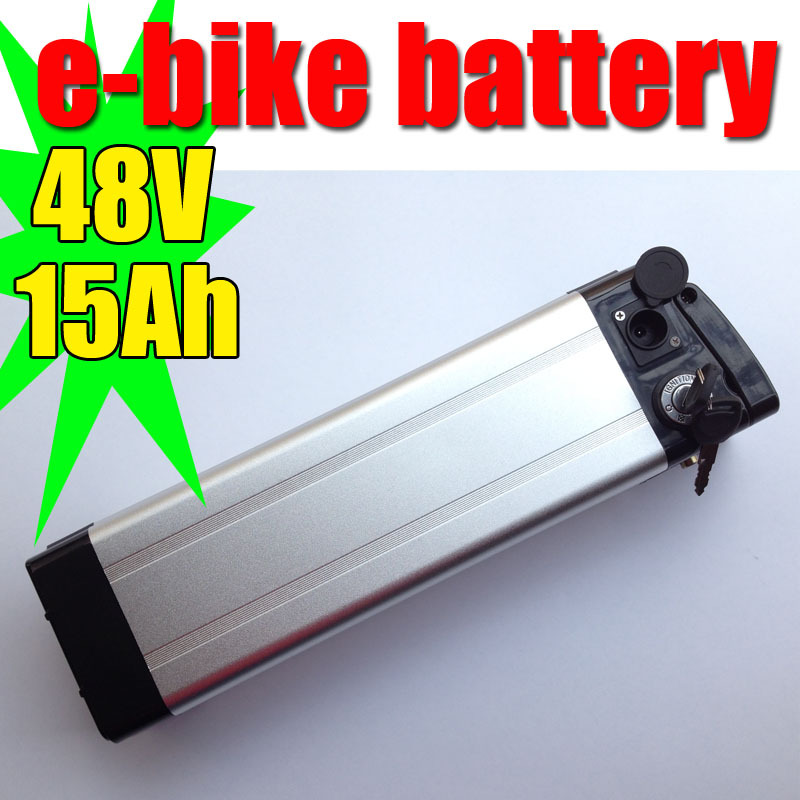 1000W 48V 15AH electric bike battery lithium power Aluminum housing BMS Charger - Shenzhen siyuan energy technology co., LTD store