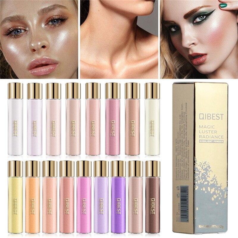 Shimmer Powder Highlighter Palette Base Illuminator Highlight Face Contour Golden Bronzer Makeup Kit Highlighter Makeup 291668 Bronzers Highlighters Aliexpress