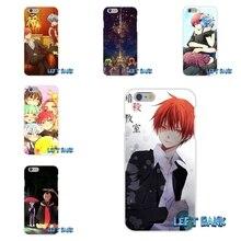 Anime Japan Assassination Classroom Silicon Soft Phone Case For Sony Xperia Z Z1 Z2 Z3 Z5 compact M2 M4 M5 E3 T3 XA Aqua
