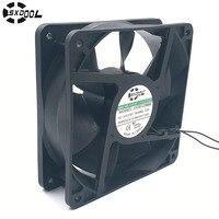 Ec Motor Cooling Fan 220V 110V 230V 115V SXDOOL SXDE12038HB 120mm 12038 12V 3500RPM 147 6CFM