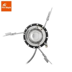 Image 4 - אש מייפל קמפינג גז מבערי Windproof 3600W מרחוק גז תנור FMS 123 חיצוני אש תנור