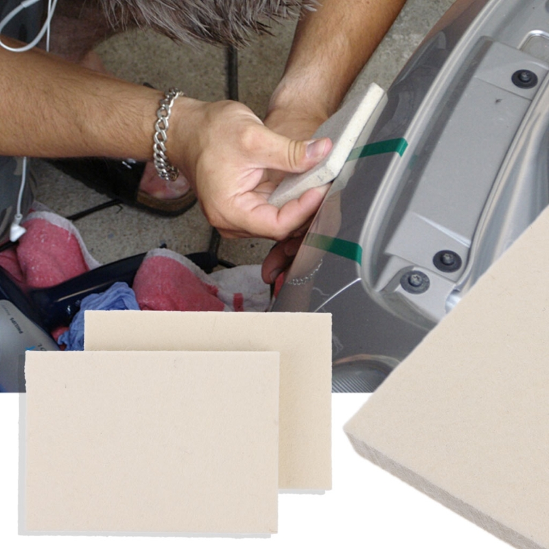 New 1 Pc Wool Squeegee Professional Auto Car Film Wrapping Install Tool Window Wiper Scraper High Quality Cheapest Price From Our Site