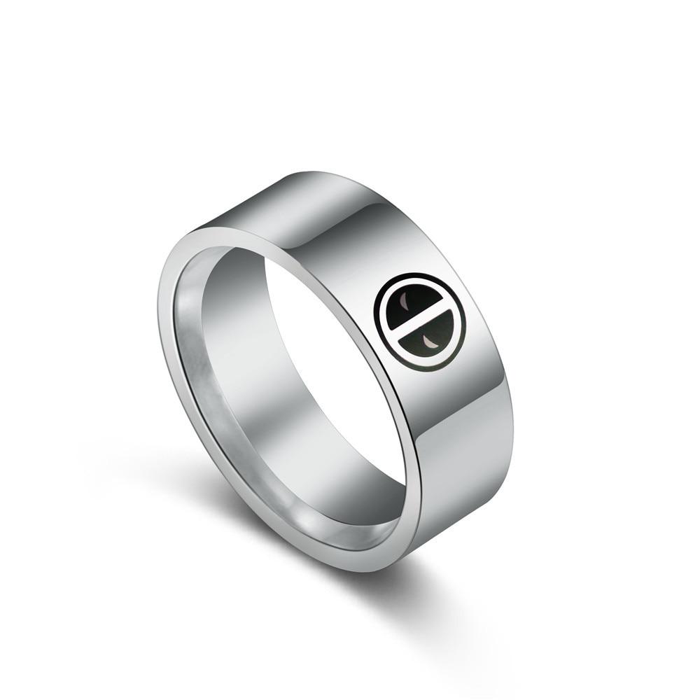 deadpool wedding ring deadpool wedding ring Superhero Wedding Rings Deadpool Wedding Ring