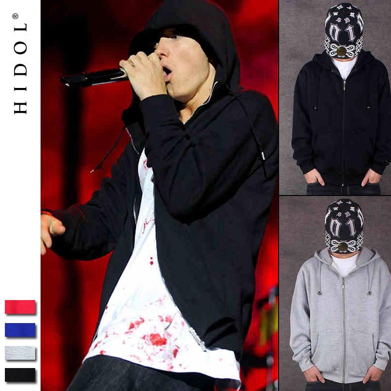 Detalle Comentarios Preguntas sobre Eminem oversized 5xl lana Sudaderas  hombres Kanye hip hop rap marca ropa baggy Loose sudadera negro gris azul   rojo ... b74f803e6f0