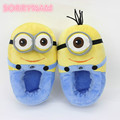 Autumn New Hot Cartoon Movie House Hold Baby Slippers Plush Warm Light Fashion Children Cotton Shoes