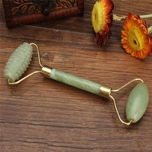 Jade Facial Massage Roller Beauty Tool