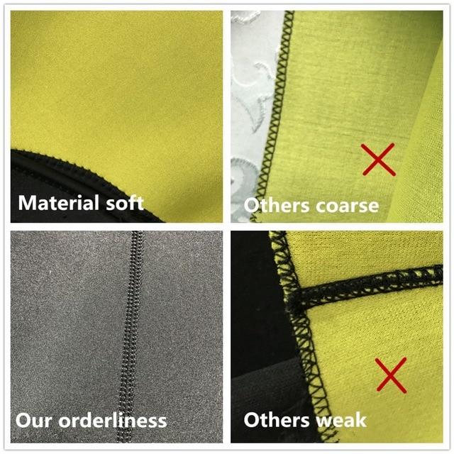Women Tummy Trimmer Waist Support Cincher Body Shapewear Girdle Corset Shaper Neoprene 5