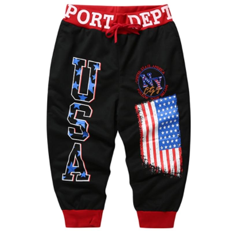 Shorts Mens Bermuda 2018 Summer Men Letter Flag Print Beach Hot Cargo Men Boardshorts Male Brand MenS Short Casual Fitness XXL
