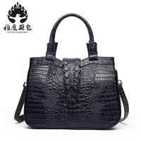 Women Genuine Leather Bag Top Handle Women Bags 2018 New Middle Aged Elegant Women Handbags Shoulder
