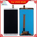 High Quality For VIVO X520 FPC9276A LCD Display With Touch Screen White Color Mobile Phone Repair Parts Free Tools
