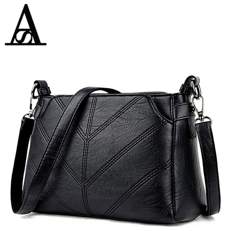 AITESEN 스레드 코어스 여성 명품 핸드백 여성 가방 디자이너 골목 메인 볼사 Feminina Canta 루이 가방
