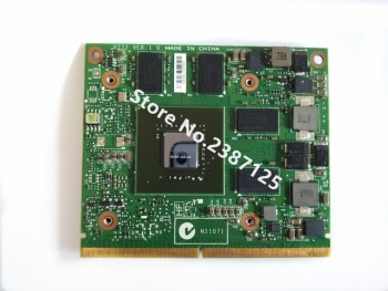 N V I D I A Quadro K2000M for D e l l Precision M4700 M4800 H P Elitebook 8560w Mobile Workstation 2GB Graphics Video Card