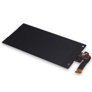 Image 4 - Adecuado para Sony Xperia Z5 original pequeño Digitalizador de pantalla táctil LCD para Sony Z5 mini E5823 E5803 pantalla con marco