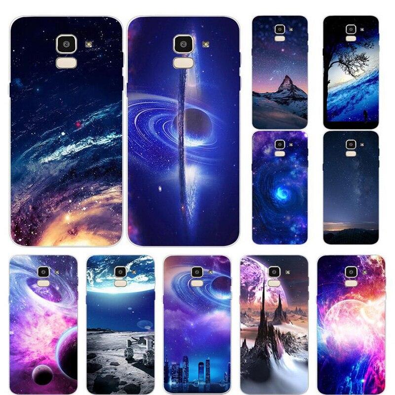 J6 2018 Case For Samsung Galaxy J6 2018 Case Silicone Soft TPU Back Cover For Samsung J6 2018 Case Coque J 6 J600 J600F Fundas