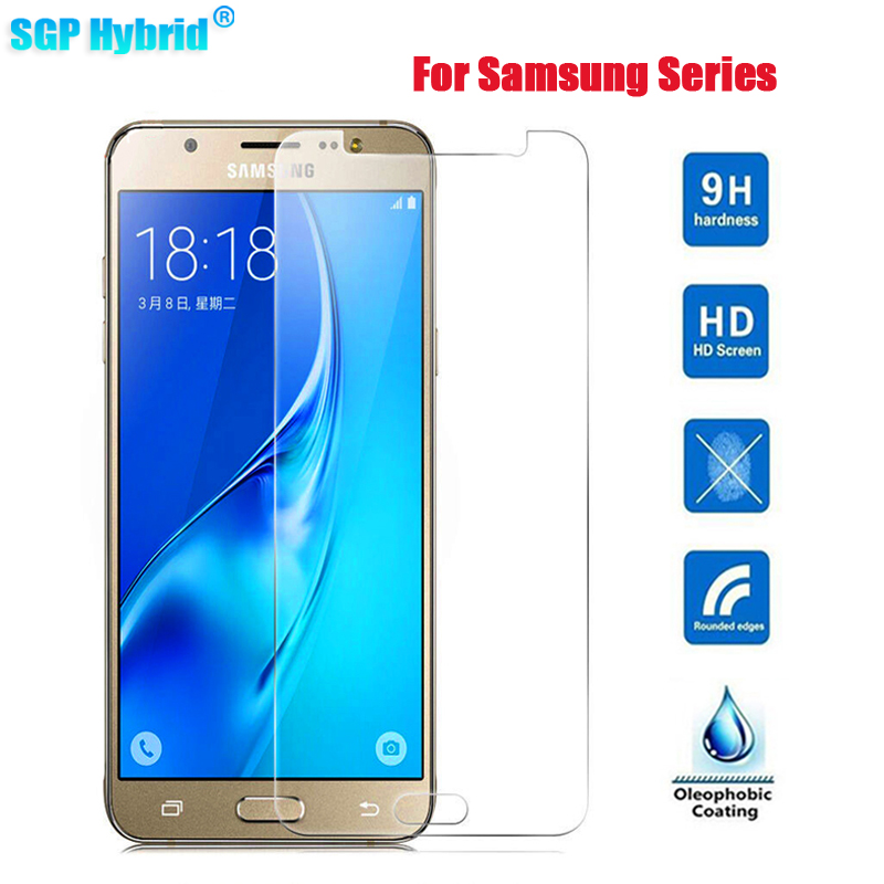 For Samsung j5 2017 glass Tempered Glass For Samsung Galaxy J3 J5 J7 2016 Pro J2 Prime J1 9 H Screen Protector Film Guard Case