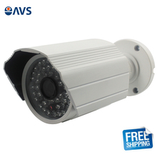 Security 3.0MP IP Waterproof CCTV Bullet Camera Product with P2P/WDR Function 40M Long View Distance