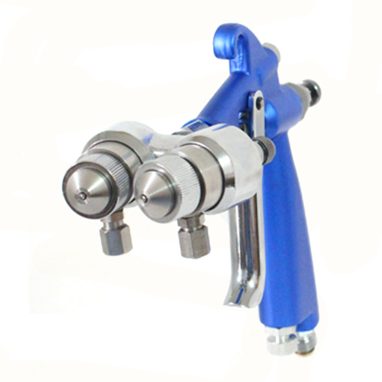 Air Brush HVLP Spray Gun Paint Spray Tool Air Compressor Double Nozzle Nanometer Spray Gun YAir Brush HVLP Spray Gun Paint Spray Tool Air Compressor Double Nozzle Nanometer Spray Gun Y