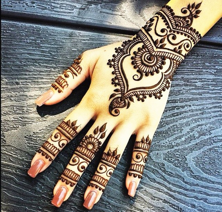 3pc Lot Waterproof Brown Color Indian Mehndi Henna Tattoo Paste Hand