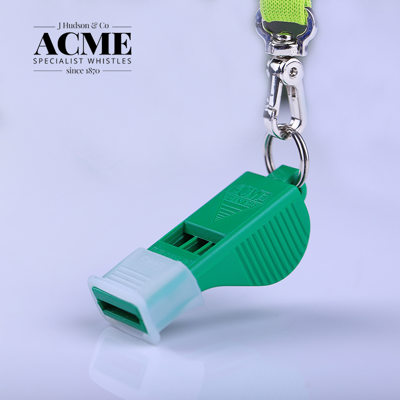 ACME 622 Tornado Professional Referee Coach Cheerleading Whistle With Lanyard Football Basketball Outdoor Emergency Survival
