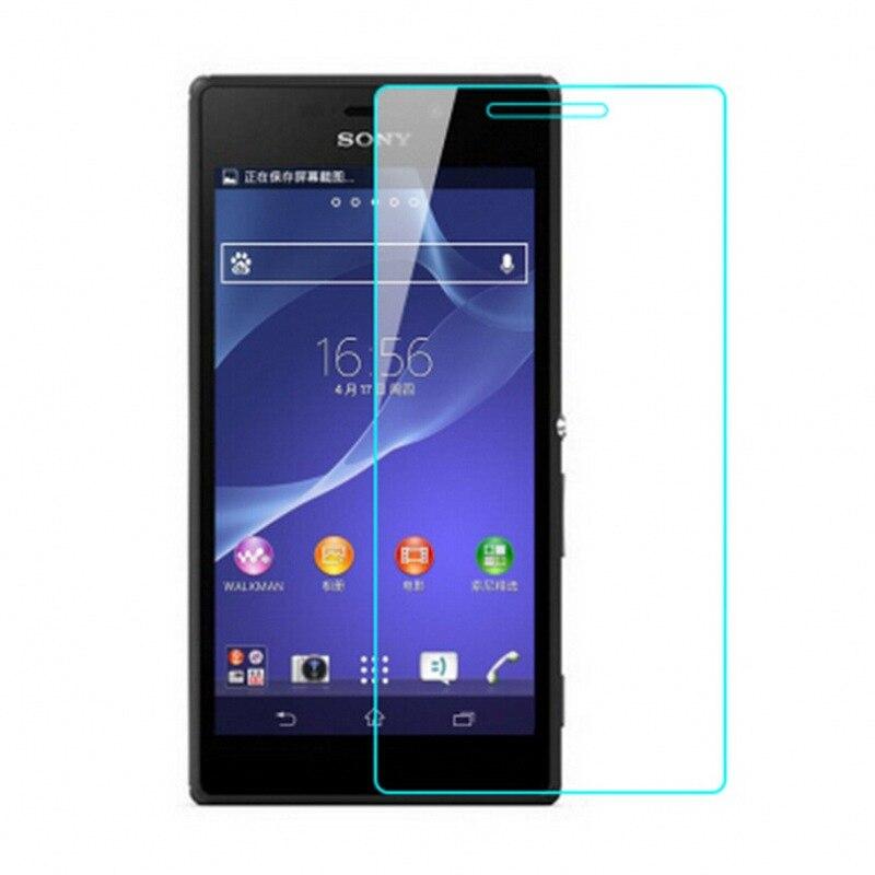 Tempered Glass For Sony Xperia Z L36H SP Z1 Z2 Z3 Z4 Z5 Compact Z5 Premium Xperia S Nozomi Screen Guard Film Protector Case