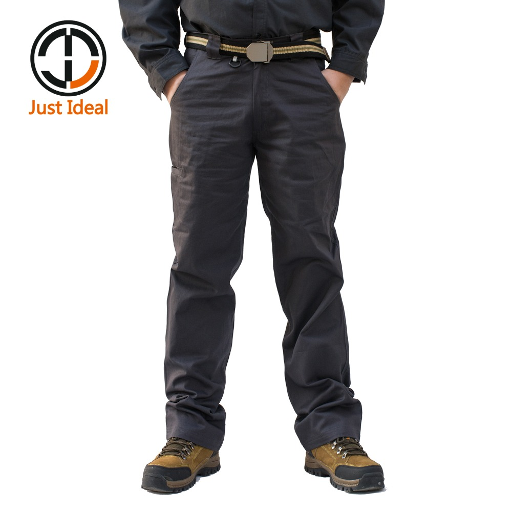 2019 Men Casual Pants Cotton Trousers Multi Pocket Cargo Pant Chinos Brand Clothing Plus Size ID633